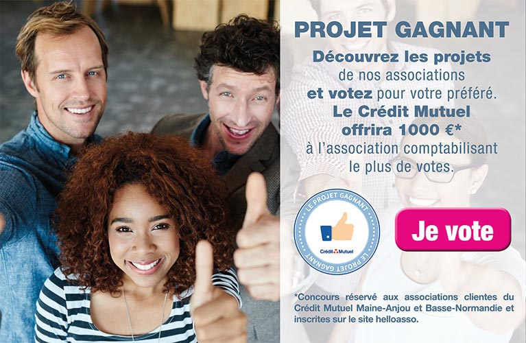Projet Gagnant