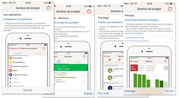 Application Credit Mutuel Iphone