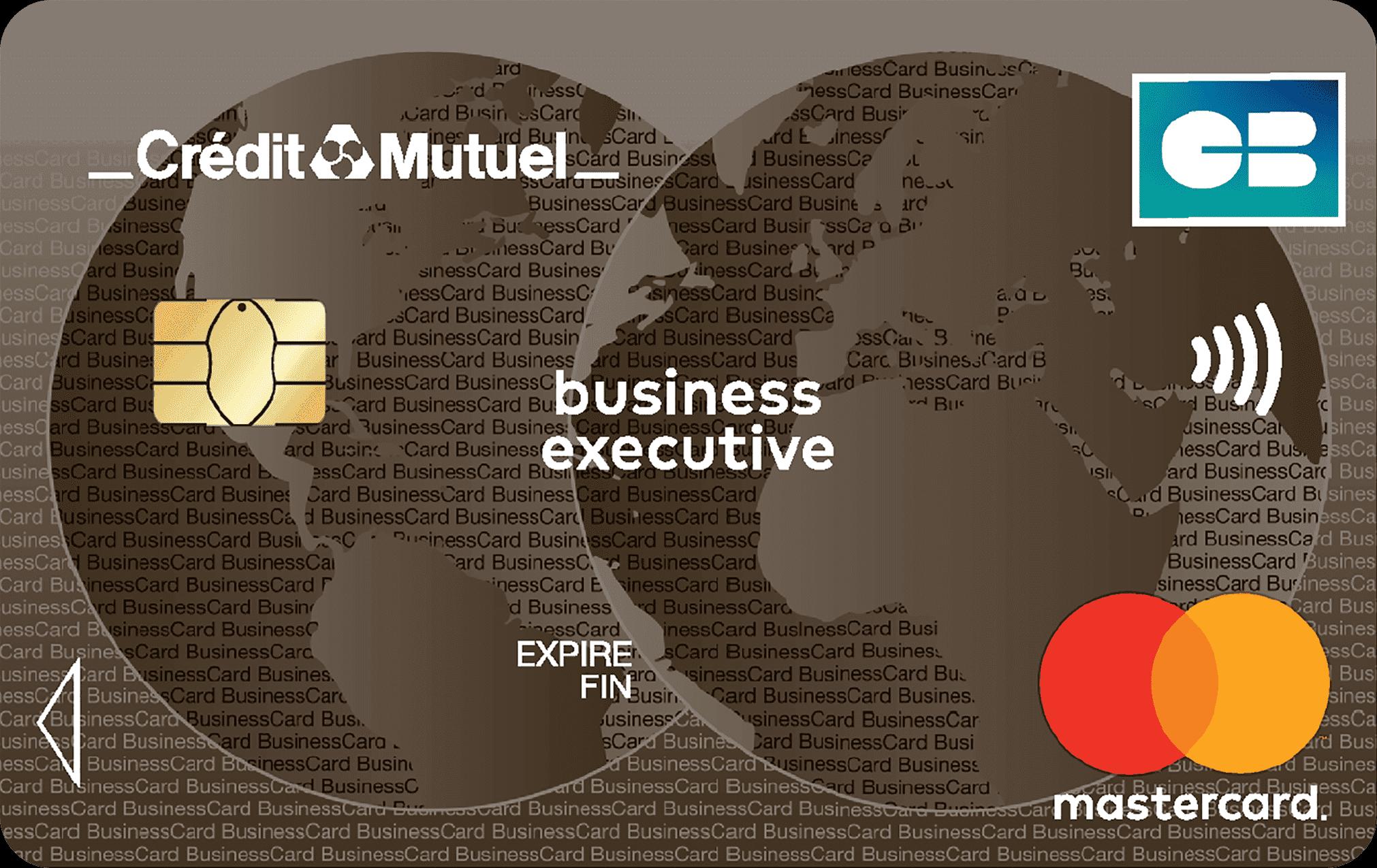 Carte Black Credit Mutuel.Carte Cb Mastercard Executive Credit Mutuel Professionnels