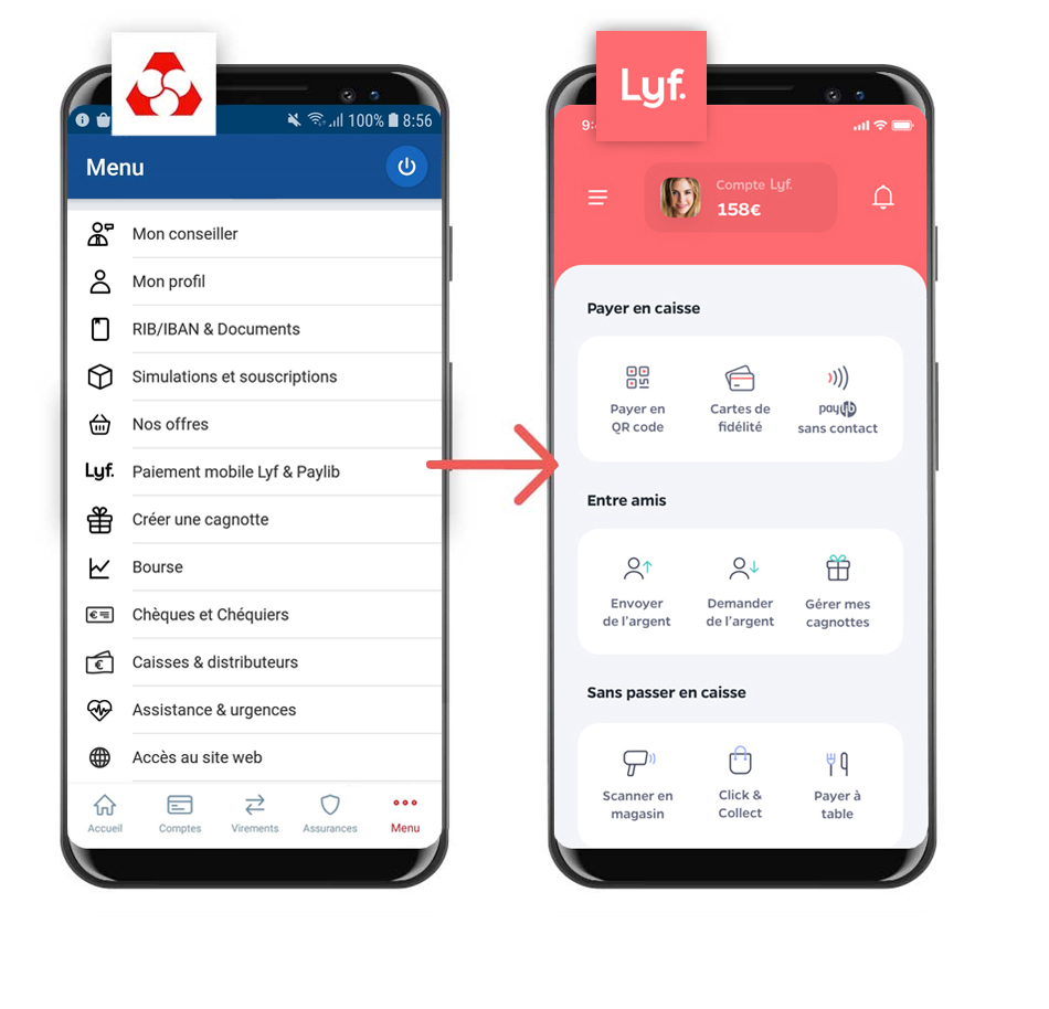 Comment activer le service Lyf Pay