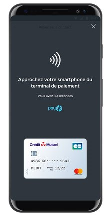 Crédit Mutuel : Android