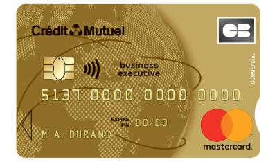 image produit BusinessCard Executive