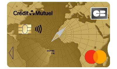Carte Gold Mastercard Avantages Plafond Crédit Mutuel