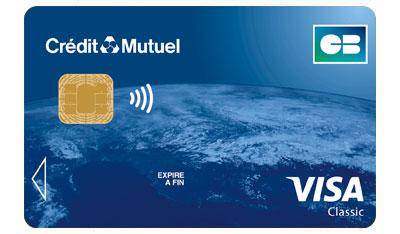 Carte Visa Classic Avantages Plafond Credit Mutuel Nord Europe