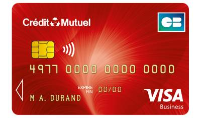 image produit Visa Business