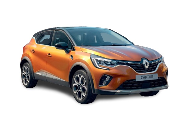 RENAULT CAPTUR E-Tech Plug-in 160 Intens