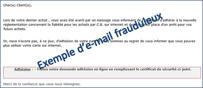 dc7f20b060e27 Arnaques et fraudes sur Internet - Crédit Mutuel - Professionnels