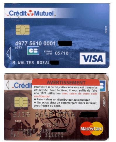 Carte Bleue Gratuite Credit Mutuel.Carte Debit Ou Carte Credit Credit Mutuel Nord Europe