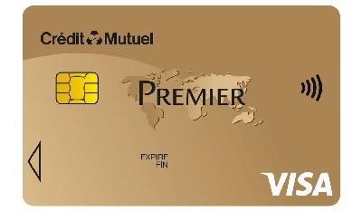 Carte Bancaire Gold Credit Mutuel.Carte Visa Premier Avantages Plafond Credit Mutuel Nord